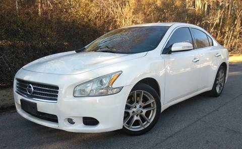 2011 Nissan Maxima for sale at BP Auto Finders in Durham NC