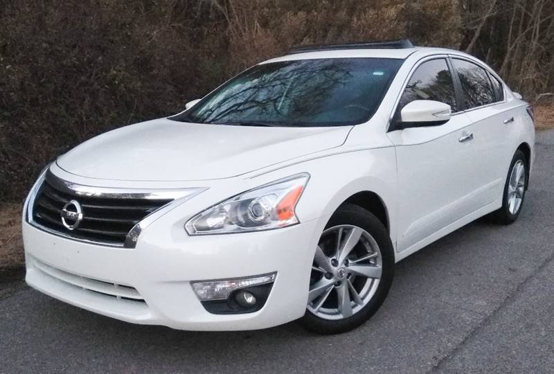 2014 nissan altima 2 5 sl in durham nc bp auto finders. Black Bedroom Furniture Sets. Home Design Ideas