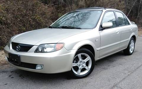 2003 Mazda Protege for sale at BP Auto Finders in Durham NC