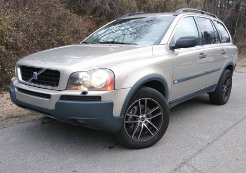 2004 Volvo XC90 for sale at BP Auto Finders in Durham NC