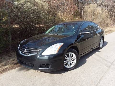 2010 Nissan Altima for sale at BP Auto Finders in Durham NC