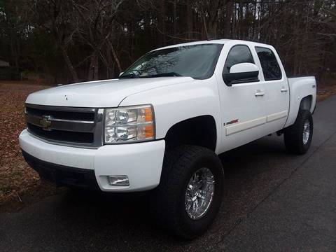 2007 Chevrolet Silverado 1500 for sale at BP Auto Finders in Durham NC