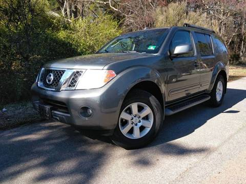 2008 Nissan Pathfinder for sale at BP Auto Finders in Durham NC