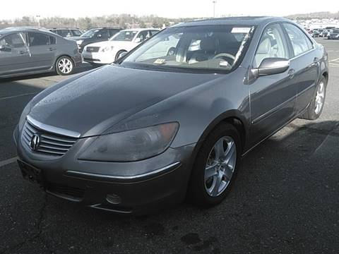 2005 Acura RL for sale at BP Auto Finders in Durham NC