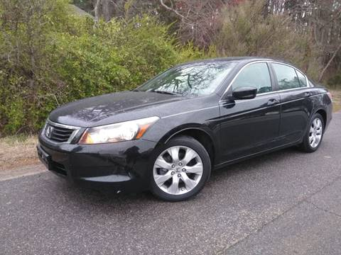 2009 Honda Accord for sale at BP Auto Finders in Durham NC