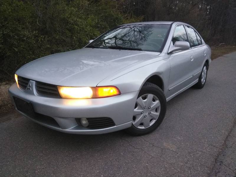 Good 2003 Mitsubishi Galant For Sale At BP Auto Finders In Durham NC