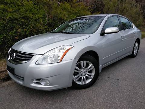 2011 Nissan Altima for sale at BP Auto Finders in Durham NC