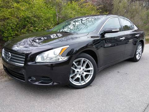 2010 Nissan Maxima for sale at BP Auto Finders in Durham NC