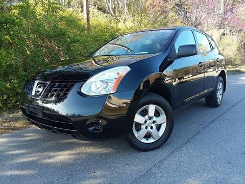 2009 Nissan Rogue for sale at BP Auto Finders in Durham NC