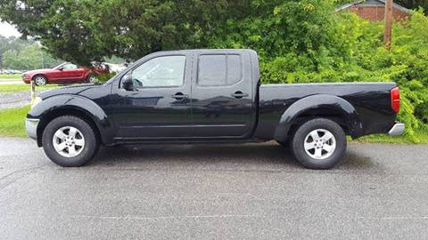 2009 Nissan Frontier for sale at BP Auto Finders in Durham NC