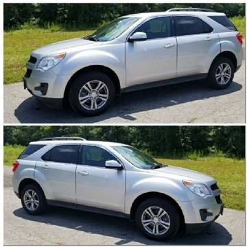 2013 Chevrolet Equinox for sale at BP Auto Finders in Durham NC