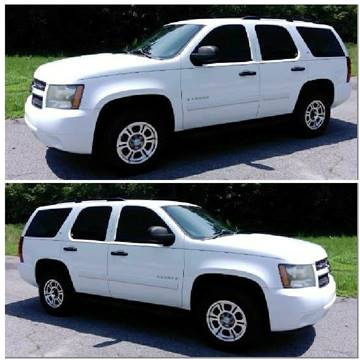 2009 Chevrolet Tahoe for sale at BP Auto Finders in Durham NC