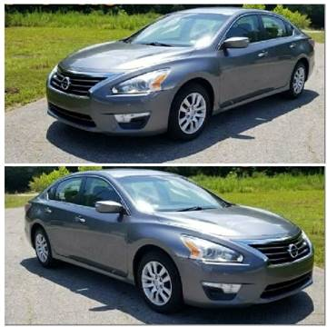 2014 Nissan Altima for sale at BP Auto Finders in Durham NC