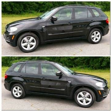 2008 BMW X5 for sale at BP Auto Finders in Durham NC