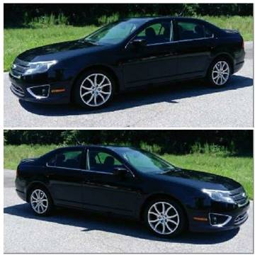 2012 Ford Fusion for sale at BP Auto Finders in Durham NC