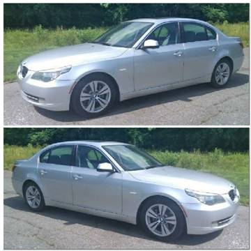2010 BMW 5 Series for sale at BP Auto Finders in Durham NC