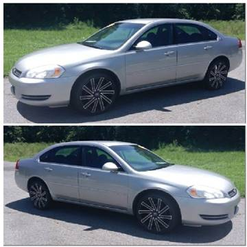 2007 Chevrolet Impala for sale at BP Auto Finders in Durham NC