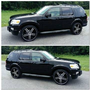 2010 Ford Explorer for sale at BP Auto Finders in Durham NC