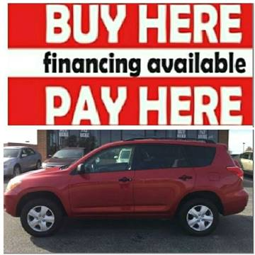 2008 Toyota RAV4 for sale at BP Auto Finders in Durham NC