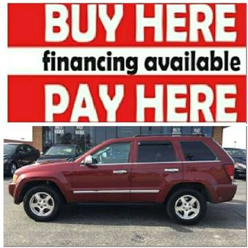 2007 Jeep Grand Cherokee for sale at BP Auto Finders in Durham NC