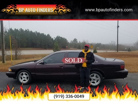 1995 Chevrolet Impala for sale in Louisburg, NC