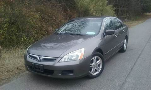 2007 Honda Accord for sale at BP Auto Finders in Durham NC