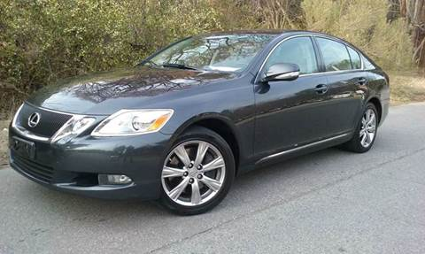 2010 Lexus GS 350 for sale at BP Auto Finders in Durham NC