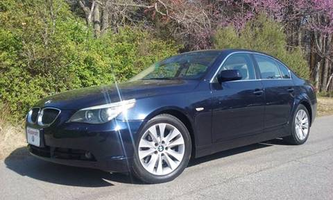 2004 BMW 5 Series for sale at BP Auto Finders in Durham NC