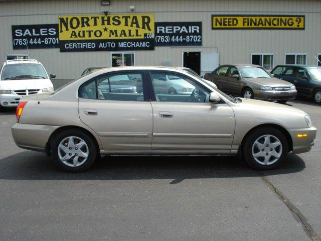 2005 Hyundai Elantra for sale at North Star Auto Mall in Isanti MN