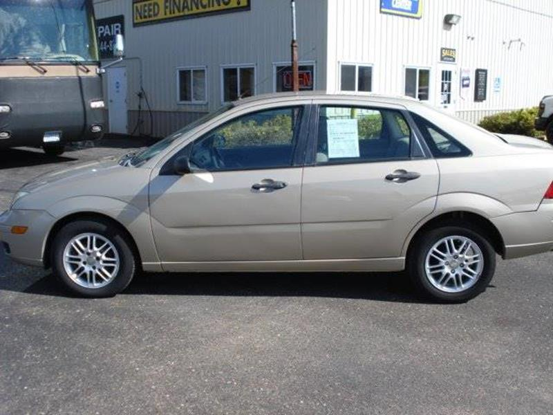 2007 ford focus zx4 se 4dr sedan in isanti mn - north star auto mall