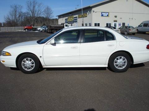 2003 Buick LeSabre for sale at North Star Auto Mall in Isanti MN