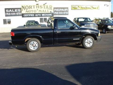 1999 GMC Sonoma for sale at North Star Auto Mall in Isanti MN