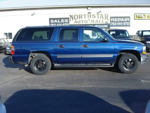 2003 chevrolet suburban 1500 ls 4wd 4dr suv in isanti mn north star auto mall 2003 chevrolet suburban 1500 ls 4wd 4dr