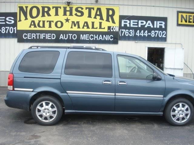 2005 Buick Terraza Cx 4dr Mini Van In Isanti Mn North Star