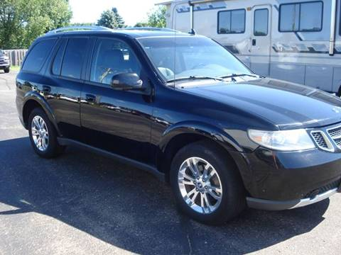 2008 Saab 9-7X for sale at North Star Auto Mall in Isanti MN