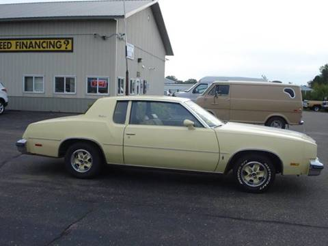 1979 Oldsmobile Cutlass Supreme For Sale In Isanti MN