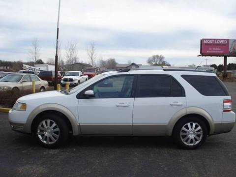 2008 Ford Taurus X for sale in Isanti, MN