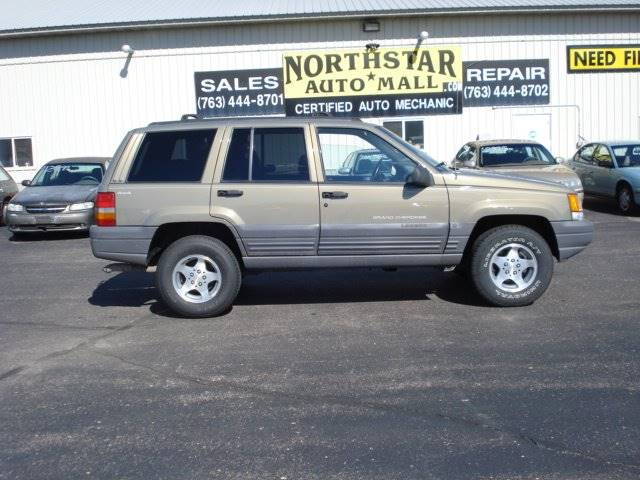 1998 Jeep Grand Cherokee for sale at North Star Auto Mall in Isanti MN