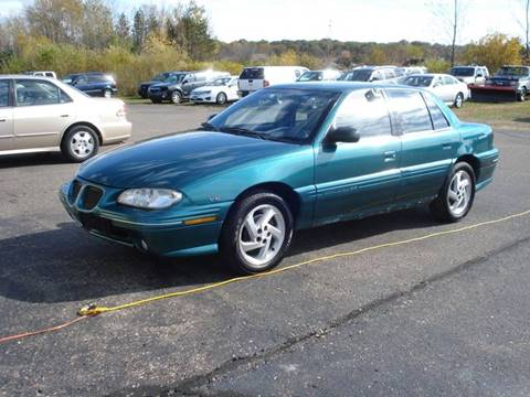 1996 Pontiac Grand Am for sale in Isanti, MN