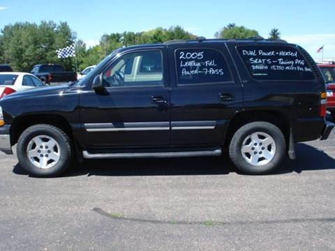 used chevrolet tahoe for sale in isanti mn. Black Bedroom Furniture Sets. Home Design Ideas