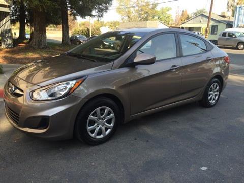 2013 Hyundai Accent for sale in Sacramento CA