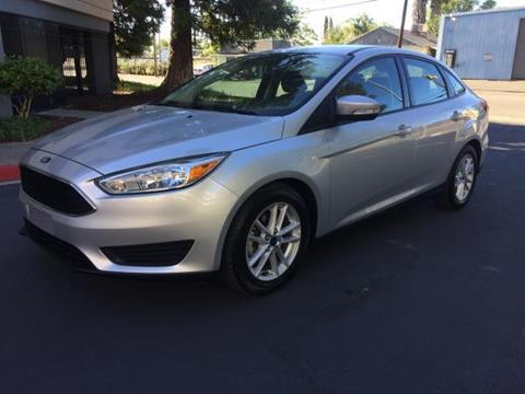 2016 Ford Focus for sale in Sacramento CA