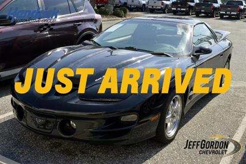 2002 Pontiac Firebird for sale in Wilmington, NC
