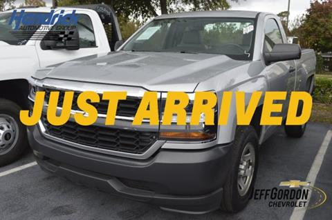 2016 Chevrolet Silverado 1500 for sale in Wilmington, NC
