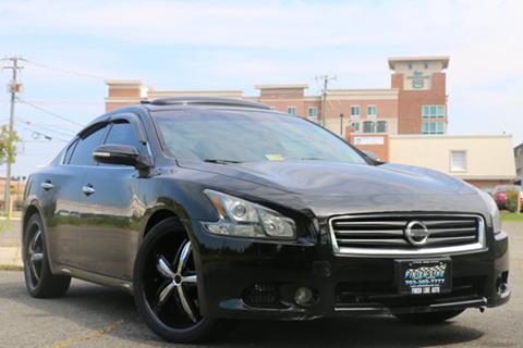 2012 Nissan Maxima for sale in Springfield, VA