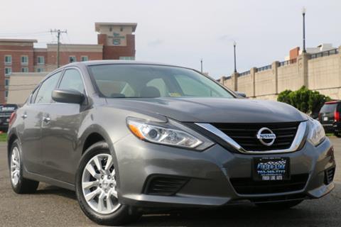 2016 Nissan Altima for sale in Springfield, VA
