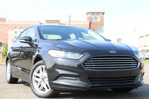 2013 Ford Fusion for sale in Springfield, VA