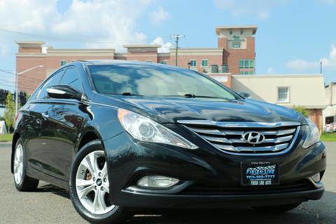 2012 Hyundai Sonata for sale in Springfield, VA