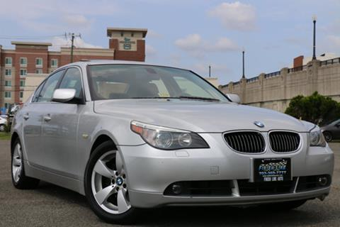2006 BMW 5 Series for sale in Springfield, VA