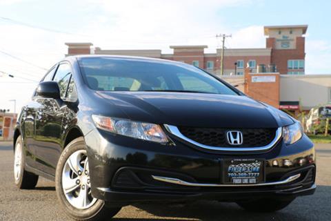 2013 Honda Civic for sale in Springfield, VA